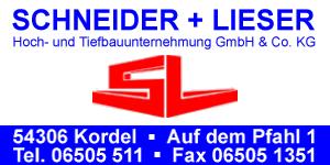 Schneider + Lieser Logo
